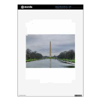 Washington Monument Decals For iPad 2
