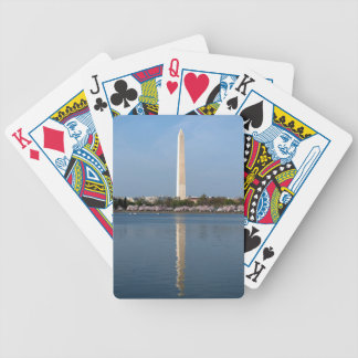 Washington Monument Deck of Playing Cards
