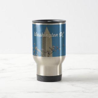 Washington Monument in Spring Coffee Mugs