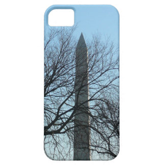 Washington Monument in Winter iPhone 5 Case