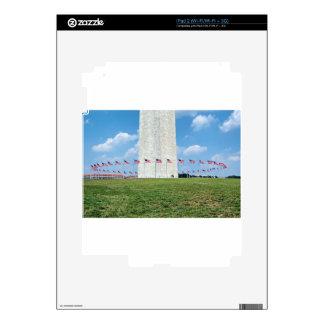 Washington Monument iPad 2 Skin
