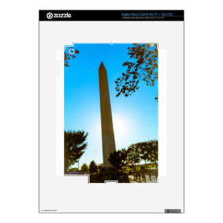 Washington Monument iPad 3 Decals