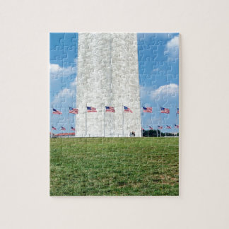 Washington Monument Jigsaw Puzzle