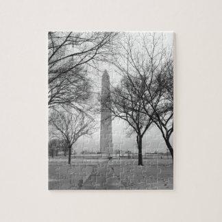 Washington Monument Jigsaw Puzzles