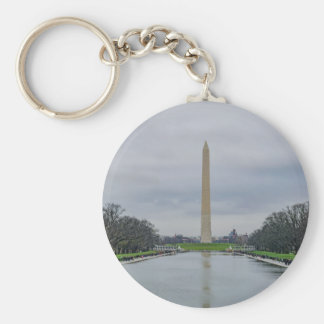 Washington Monument Keychain
