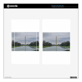 Washington Monument Kindle Fire Decals
