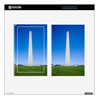 Washington Monument Kindle Fire Skins