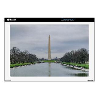 Washington Monument Laptop Decal
