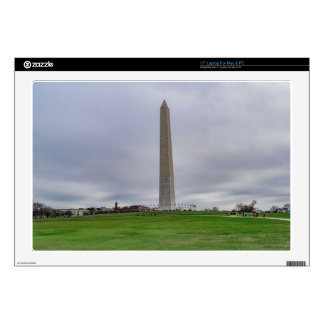 Washington Monument Laptop Skin
