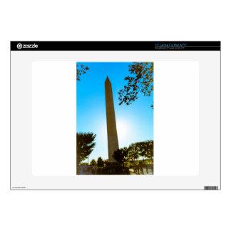 Washington Monument Laptop Skins