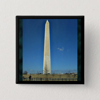 Washington Monument Pinback Button
