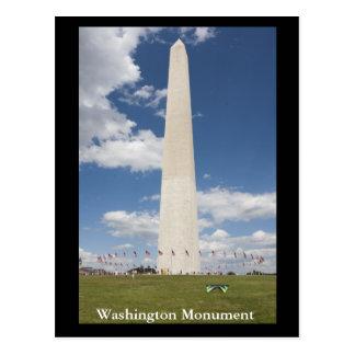 Washington Monument Postcard