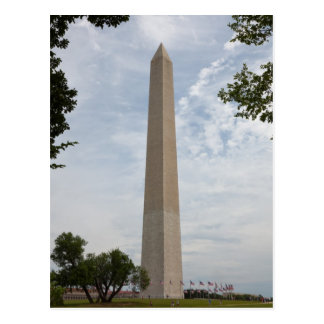 Washington Monument Postcards