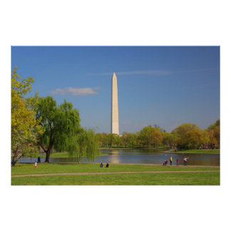 Washington Monument Print