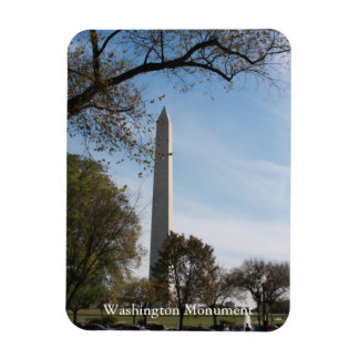 Washington Monument Rectangular Photo Magnet