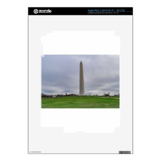 Washington Monument Skin For iPad 3