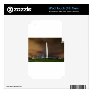 Washington Monument Skin For iPod Touch 4G