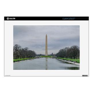 Washington Monument Skin For Laptop