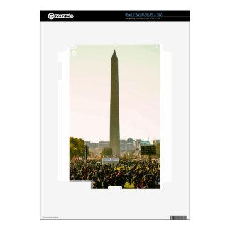 Washington Monument Skin For The iPad 2