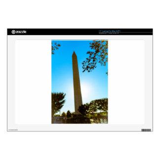 "Washington Monument Skins For 17"" Laptops"