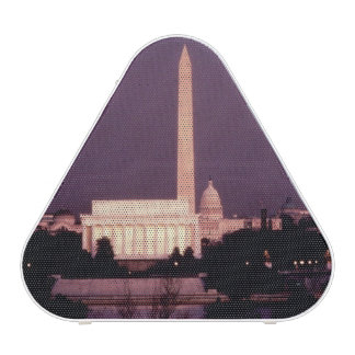 Washington Monument, the Capitol and Jefferson Bluetooth Speaker