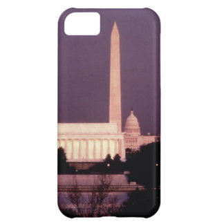 Washington Monument, the Capitol and Jefferson Cover For iPhone 5C