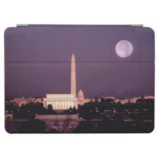 Washington Monument, the Capitol and Jefferson iPad Air Cover