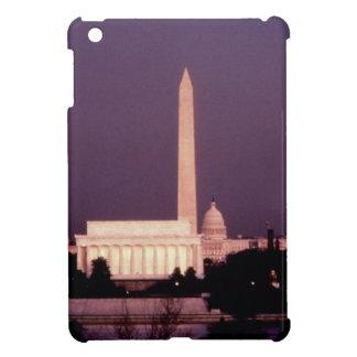 Washington Monument, the Capitol and Jefferson iPad Mini Cover