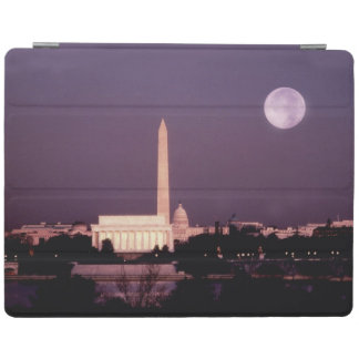 Washington Monument, the Capitol and Jefferson iPad Smart Cover