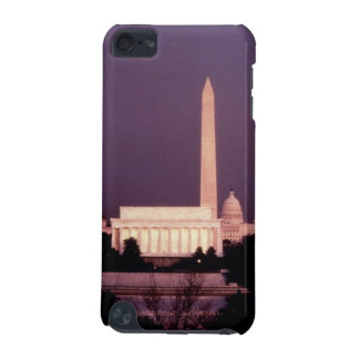 Washington Monument, the Capitol and Jefferson iPod Touch 5G Cover
