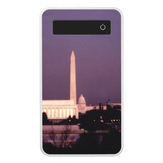 Washington Monument, the Capitol and Jefferson Power Bank