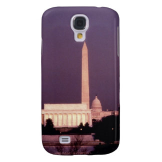 Washington Monument, the Capitol and Jefferson Samsung Galaxy S4 Cover