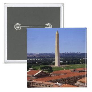 Washington Monument, Washington DC Pinback Button