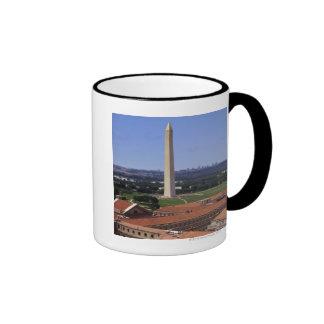 Washington Monument, Washington DC Ringer Mug