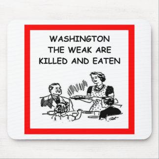 WASHINGTON MOUSE PAD