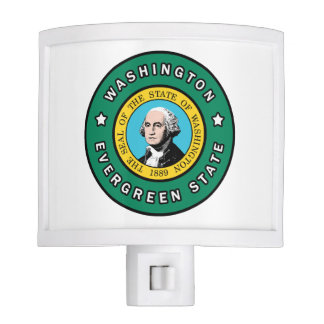 Washington Night Light