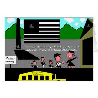 Washington Oil D.C. Card