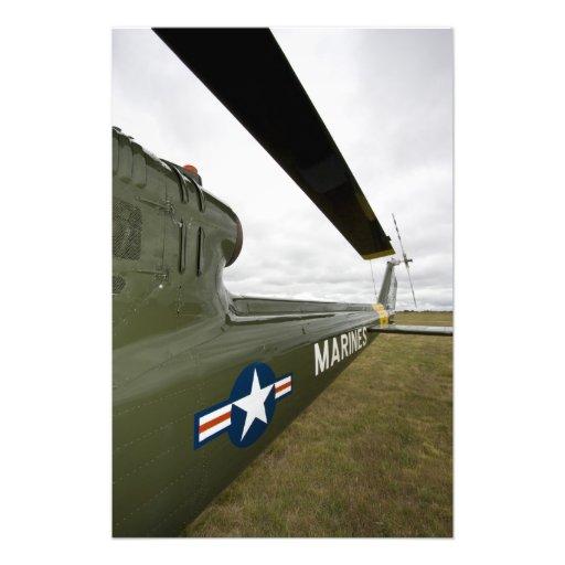 Washington, Olympia, airshow militar. 2 Fotografías