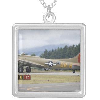 Washington, Olympia, airshow militar. 3 Colgante Cuadrado