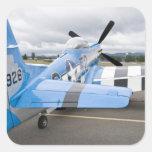 Washington, Olympia, airshow militar. 3 Colcomanias Cuadradass