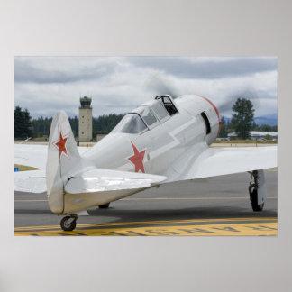 Washington, Olympia, airshow militar. 6 Poster