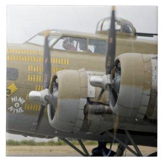 Washington, Olympia,  military airshow. 2 Ceramic Tile