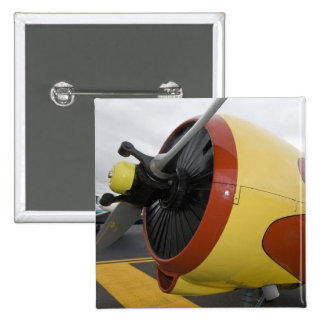 Washington, Olympia, military airshow. 2 Inch Square Button