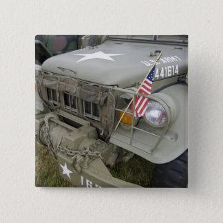 Washington, Olympia, military airshow. 2 Pinback Button
