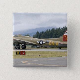 Washington, Olympia, military airshow. 3 Pinback Button
