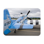 Washington, Olympia,  military airshow. 3 Rectangular Magnets