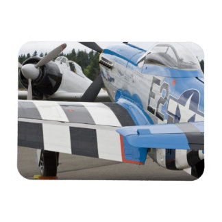 Washington, Olympia,  military airshow. 4 Magnet