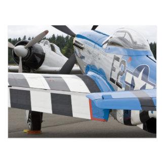 Washington, Olympia,  military airshow. 4 Postcard