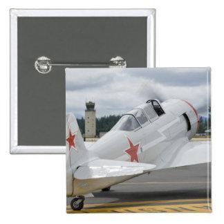 Washington, Olympia, military airshow. 6 Pinback Button