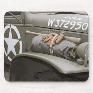 Washington, Olympia, military airshow. 7 Mouse Pad